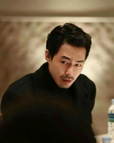 """Jo In Sung and Jung Woo Sung Look Good in Black at First Script Read-Through of """"The King"""" Asian Actors, Korean Actors, Dramas, Korea University, Jung Woo Sung, Film Distribution, Jo In Sung, Kdrama Actors, Upcoming Films"""