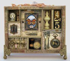 Beulah Bee: Configrations Box