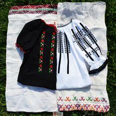 Ia tradițională și bluza rustică. Ce e una, ce e alta și de ce e important să le deosebim