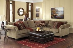 23800 Grecian Amber Sectional