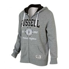 'Russell Athletic' Men's FZ Hoodie. Sale $35.00