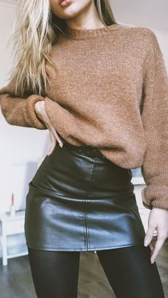 Winter Fashion Outfits, Fall Winter Outfits, Look Fashion, Autumn Fashion, Womens Fashion, Ootd Winter, Winter Clothes, Outfit Trends, Cute Casual Outfits