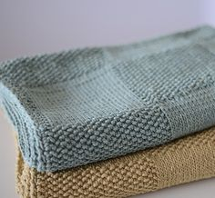 "Mantita tejida a mano de algodón orgánico peruano ""fino"" | Nottocbaby"