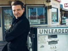 Jeremy Renner Rides Solo - Men's Journal
