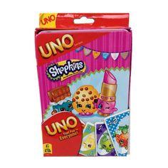 Shopkins UNO - prizes