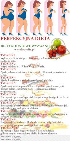 Sport i fitness na Stylowi. Health Diet, Health Fitness, Cat Health, Fitness Planner, Easy Weight Loss, Herbal Remedies, Natural Remedies, Healthy Tips, Wellness