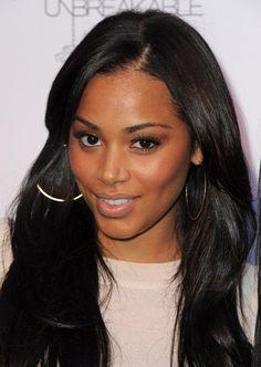 Black Hairstyles With Weave, Weave Hairstyles, Lauren London Nipsey Hussle, Black Actresses, African American Hairstyles, Stylish Hair, Love Hair, Woman Crush, Beautiful Black Women