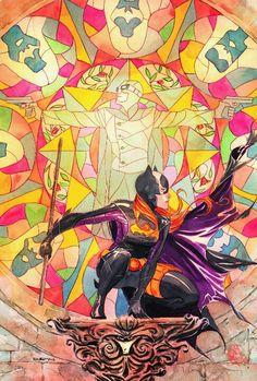 Batgirl •Dustin Nguyen