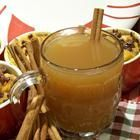 Wassill or a spiced cider.  I had it from the Biltmore and found the recipe Dry Wassail Mix for Entertaining or Gift Giving  2 cups Sugar or Splenda  1 Cup brown sugar (or plain sugar)  1 cup Tang  1 1/2 cup Country Time Lemonade Mix  2 tsp. Cinnamon  2 tsp. Cloves  1 tsp. Ginger  1 tsp Allspice  ½ teaspoon Nutmeg