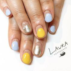いいね!31件、コメント1件 ― LAURA POMPONNEE 表参道さん(@laura_pom)のInstagramアカウント: 「3月おすすめデザイン✨✨ カラーを指先に . 03-6433-5015 LINE ID[aho7549o] LINEからもお問い合わせいただけます。 . #nail #nailart #nails…」