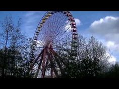 ▶ Abandoned Ferris Wheel Still spinning 12 years after Closing | Spreepark in Berlin - YouTube