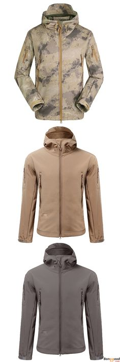 ESDY the soft shell jackets is designed with three layer imtegrated shell fabric technology ,breathable,windproof and waterproof for the warmer weather. Color Khaki, Khaki Green, Yellow, Boxing Training Workout, Concealed Carry Jacket, Waterproof Coat, Men's Wardrobe, Sweater Shirt, Logan