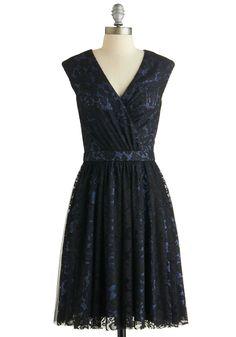 "Lovely All Evening Dress, #ModCloth - Size 14 - Bust 40""  Waist - 32""  Length - 38"" - Swap - LIMITED"