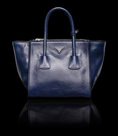 Lust over Handbags on Pinterest | Prada, Saint Laurent Bag and ... - prada backpack baltic blue + black + sea blue