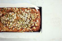 Banana, date + olive oil bread {gluten + dairy-free} by My Darling Lemon Thyme, via Flickr