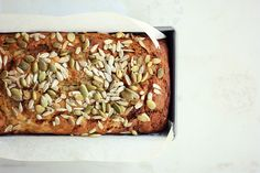 my darling lemon thyme: banana, date and olive oil bread recipe {gluten + dairy-free} uses brown rice flour and tapioca starch