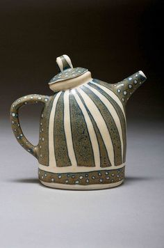I have this unexplainable need to master teapots. So far it is potter Teapots… – Ceramic Art, Ceramic Pottery Pottery Teapots, Teapots And Cups, Ceramic Teapots, Ceramic Pottery, Pottery Art, Ceramic Art, Ceramic Pitcher, Ceramic Tableware, Earthenware