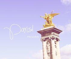 """An artist has no home in Europe except in Paris."" -Friedrich Nietzsche No city comes"