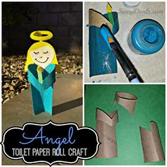List of Cheap Toilet Paper Roll Craft Ideas For Kids - Sassy Dealz