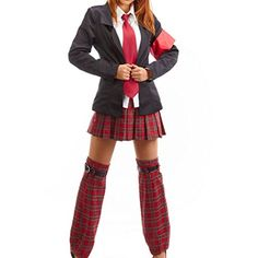 Introducing Cuterole Shugo Chara Hinamori Amu Female School 1st Cosplay Costume. Great Product and follow us to get more updates!