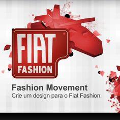 Os 3 designers vencedores terão suas estampas produzidas para a linha de roupa da Fiat!! ;)
