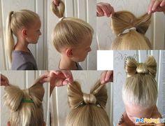 Прическа на длинные волосы в домашних условиях. Плетение волос