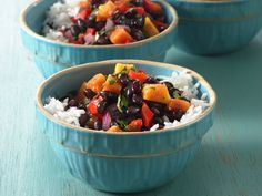 carribean black beans, has been a go-to meal since i was first married, love it!
