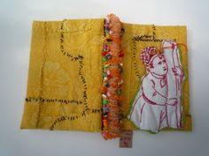 textil book by Léa Stansal