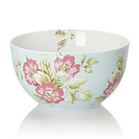 Katie Alice Candy Flower Bowl | Dinnerware | ASDA direct