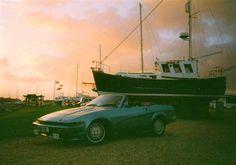 My 1981 Triumph TR7V8