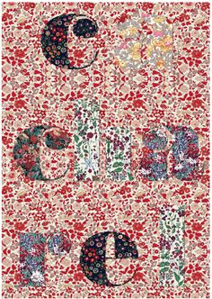 Celia Birtwell, Sarah Moon, Ossie Clark, Liberty Of London, Deco, Flower Prints, Printing On Fabric, City Photo, Print Patterns