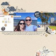 Stacia Hall | Life In Progress - Community Layouts - Gallery - Get It Scrapped