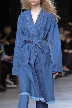 Marques Almeida at London Fashion Week Fall 2014 - StyleBistro