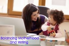 Have you found a good way to balance motherhood and writing? Are you fairly consistent in what you do, or do you go through different phases with writing and social media?
