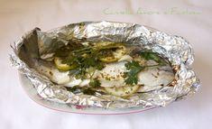 L'orata al cartoccio cotta in padella è una ricetta della mia mamma,veloce,gustosa e pronta in 15 minuti senza accendere il forno.