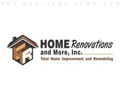 logo inspiration home improvements design homes logo design remodeling reno minimalist construction flat - Home Improvement Design