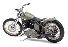 The Knuckster by Cobra USA - Harley Davidson knucklehead + sportster