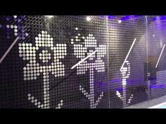 Flip Dot Display Demo - YouTube