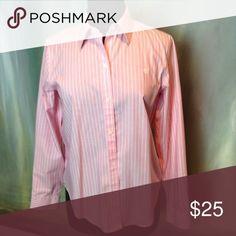Ralph Lauren blouse Ralph Lauren non iron blouse Banana Republic Tops Button Down Shirts