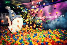 So if you want a night of ball pits and sweet cocktails, head to Ballie Ballerson in East London!   There's A Ball Pit Bar In London And It's Fucking Brilliant