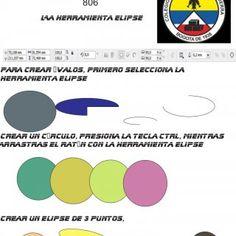 colegio nicolas esgerra erik santiago cuevas urbina 806 La Herramienta Elipse Para crear óvalos, primero selecciona la herramienta elipse crear un círculo,. http://slidehot.com/resources/la-herramientas.34941/