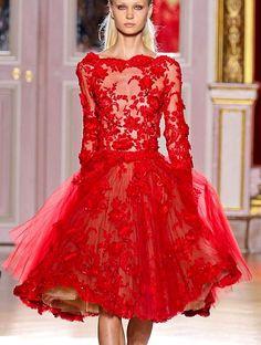 ,    ,  Zuhair Murad Haute Couture Autumn 2012