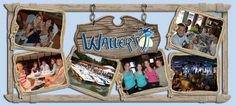 Welcome to Waller's! They are a waterfront grill that offers delicious food, live music, and cold drinks! See website for menu and more information.