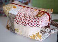 Fashioned by Meg: boxy bag