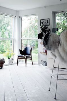 my scandinavian home: A beautiful white Danish home