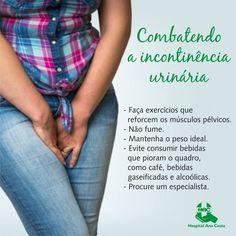 Atingindo tanto homens quanto mulheres, a incontinência urinária é mais comum no público feminino e nos idosos. Saiba como reduzir os riscos e minimizar os sintomas da doença, que pode ser tratada com Fisioterapia. #HospitalAnaCosta #Saúde #HAC #BemEstar #Incontinenciaurinaria