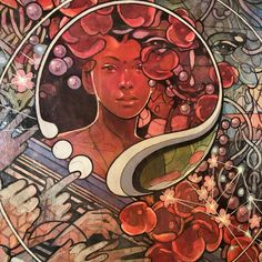 Joshua Mays is a self-taught painter, muralist and illustrator who currently resides in Oakland, California. African American Artwork, Black Artwork, Wow Art, Francisco Goya, Arte Popular, Street Art Graffiti, Art And Technology, Art Challenge, Fantasy