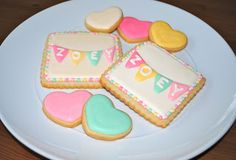 Mariana's Munchies: PINspiration & Baby Shower Cookies (well...almost)