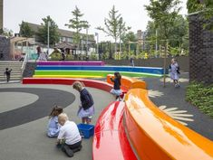 BD Landscape Architects designed the 'play element' of Camden's Emmanuel Primary School.