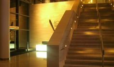CARDINAL PLACE - Retail Office - London - Stones: Moca Cream & Medium Grain